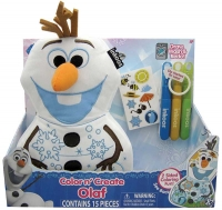 Wholesalers of Colour And Create Frozen Olaf toys image