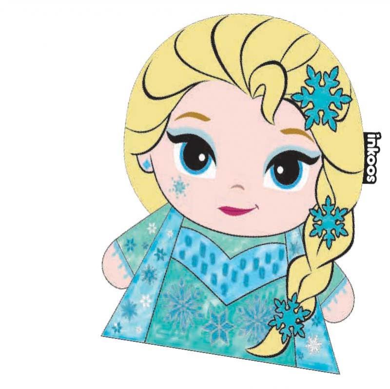 Wholesalers of Colour N Create Frozen Elsa toys