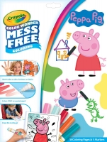 Wholesalers of Crayola Colour Wonder Peppa Pig toys image