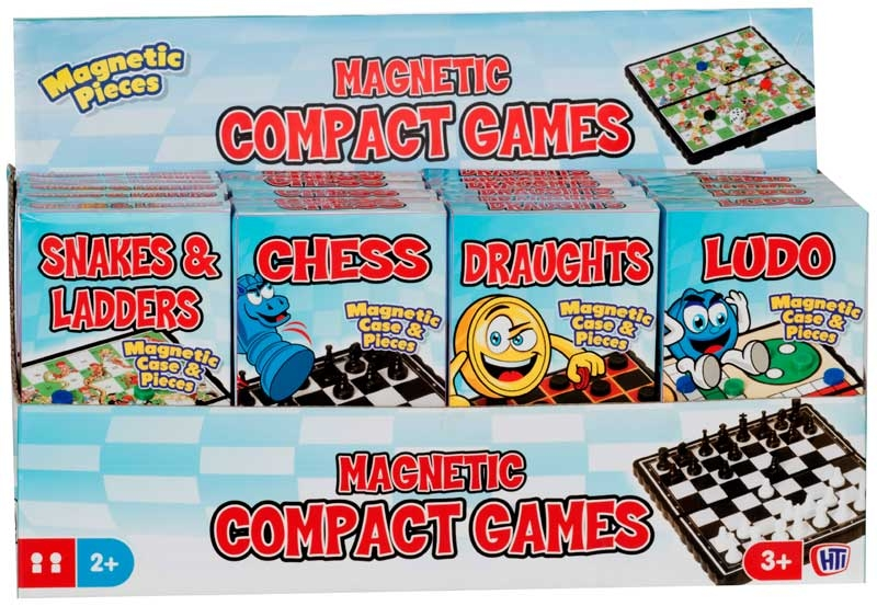 Wholesalers of Compact Games Assorted toys