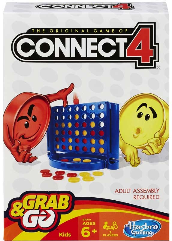 Wholesalers of Connect 4 Grab And Go toys
