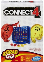 Wholesalers of Connect 4 Grab And Go toys image