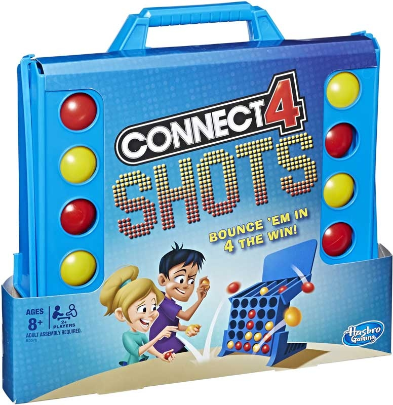 Wholesalers of Connect 4 Shots toys