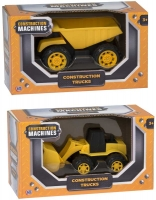 Wholesalers of Construction Machines 4 Inch Construction Trucks toys image