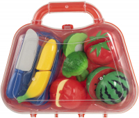 Wholesalers of Cook & Play Food Case toys image