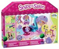 Wholesalers of Cool Create Snips Salon Glitter Glam Salon Playset - Top Tru toys image