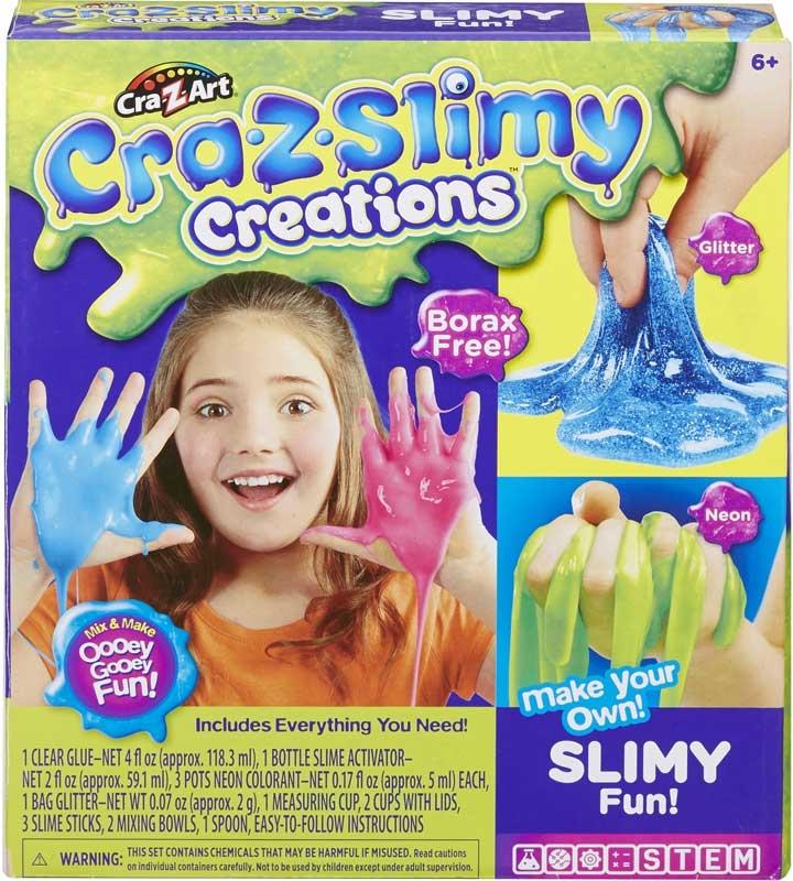 Wholesalers of Cra-z-slimy Creations Slimy Fun Kit toys