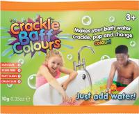 Wholesalers of Crackle Baff Colours Foil Bag - 20g toys image