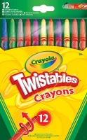 Wholesalers of Crayola 12 Twistables Crayons toys image