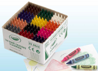 Wholesalers of Crayola 144 Giant Crayons Classpack toys image