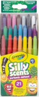 Wholesalers of Crayola 21 Scented Mini Twistable Crayons toys image