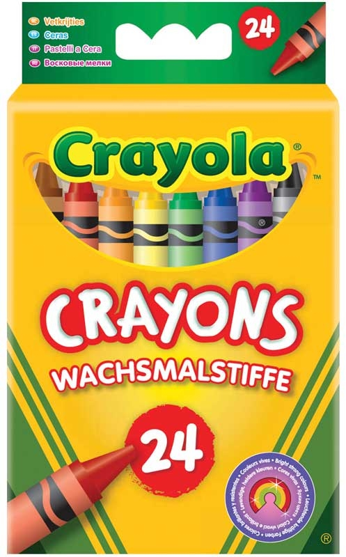 Wholesalers of Crayola 24 Crayons toys
