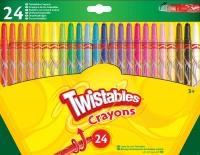 Wholesalers of Crayola 24 Twistables Crayons toys image