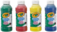 Wholesalers of Crayola 4 Pk Washable Paint toys image