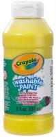 Wholesalers of Crayola 4 Pk Washable Paint toys image 4
