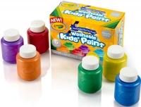 Wholesalers of Crayola 6 Washable Metallic Paints toys image 2