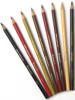 Wholesalers of Crayola 8 Multicultural Pencils toys image 2