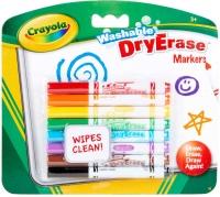 Wholesalers of Crayola 8 Washable Dry Erase Markers toys image
