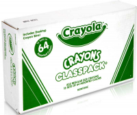 Wholesalers of Crayola 832 Crayon Classpack toys image 2
