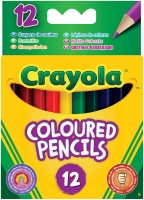 Wholesalers of Crayola Coloured Pencils toys image