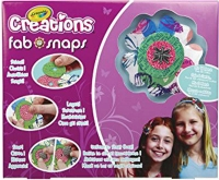 Wholesalers of Crayola Creations Fab Snaps toys image