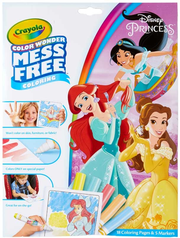 Wholesalers of Crayola Disney Princess Color Wonder toys