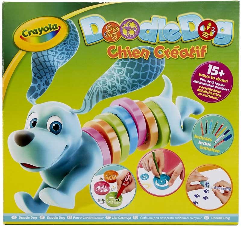 Wholesalers of Crayola Doodle Dog toys