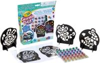 Wholesalers of Crayola Glitter Dots Sparkle Fills toys image 2
