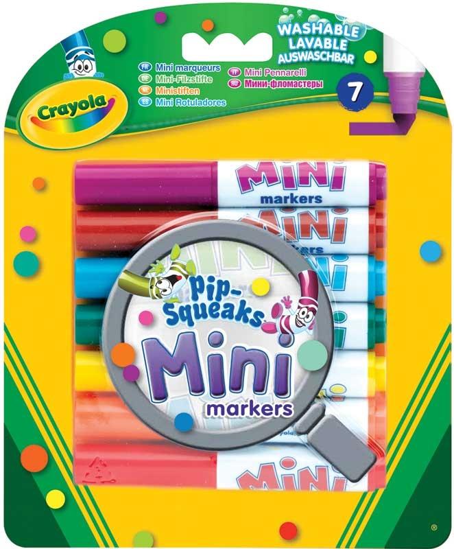 Wholesalers of Crayola Mini Markers toys