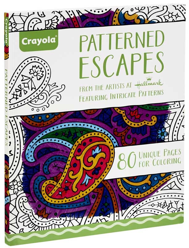 Wholesalers of Crayola Patterned Escapes toys