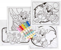 Wholesalers of Crayola Paw Patrol Mighty Pups Color Wonder toys image 2