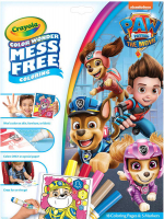 Wholesalers of Crayola Paw Patrol Color Wonder toys image