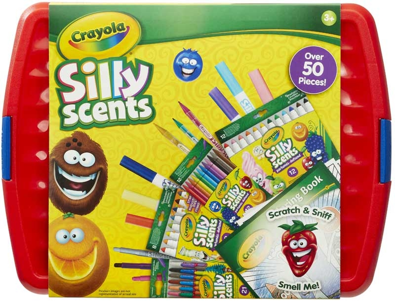 Wholesalers of Crayola Silly Scents Tub toys