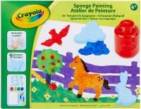 Wholesalers of Crayola Sponge Painting toys Tmb