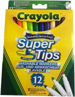 Wholesalers of Crayola Supertips toys image