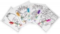 Wholesalers of Crayola Trolls 2 Colour Wonder toys image 2