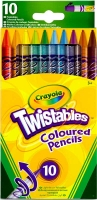 Wholesalers of Crayola Twistable Coloured Pencils toys image