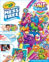 Wholesalers of Crayola Unicreatures Color Wonder toys image