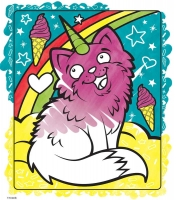 Wholesalers of Crayola Unicreatures Color Wonder toys image 2