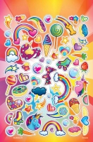 Wholesalers of Crayola Unicreatures Colouring Book toys image 2