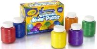 Wholesalers of Crayola Washable Kids Paint Set toys image 2