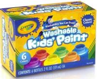 Wholesalers of Crayola Washable Kids Paint Set toys image