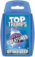 Wholesalers of Top Trumps - Creatures Of The Deep toys image