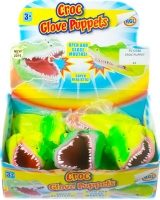 Wholesalers of Crocodile Hand Puppet toys image