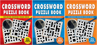 Wholesalers of Crossword Puzzle Books toys image