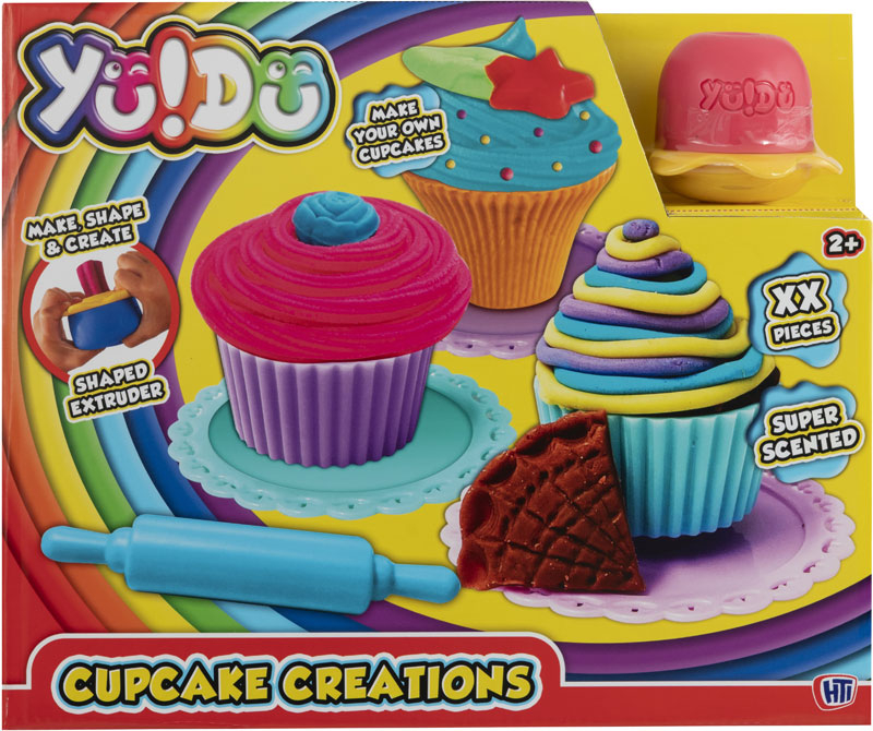 Wholesalers of Cupcake Creations toys