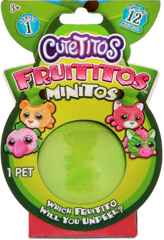 Wholesalers of Cutetitos Fruititos Minitos toys