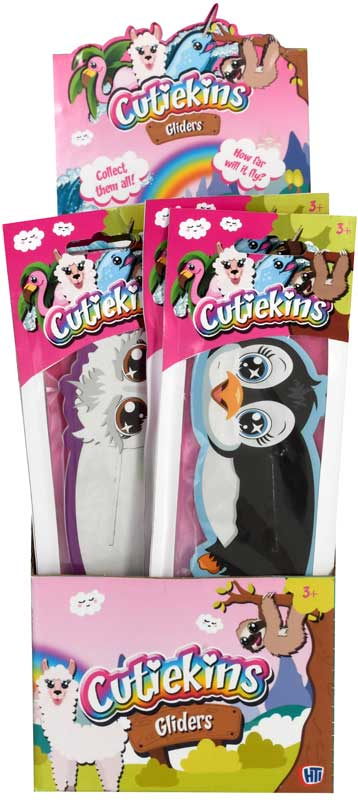Wholesalers of Cutie Gliders toys