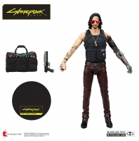 Wholesalers of Cyberpunk W1 7 Inch Fig - Johnny Exclu toys image 2