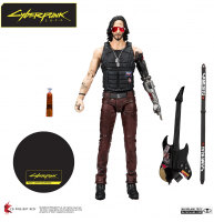 Wholesalers of Cyberpunk W1 7 Inch Figures - Johnny toys image 5